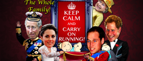 Royal Baby Run!
