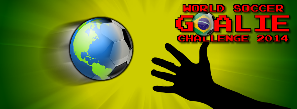 World Cup Goalie Challenge 2014